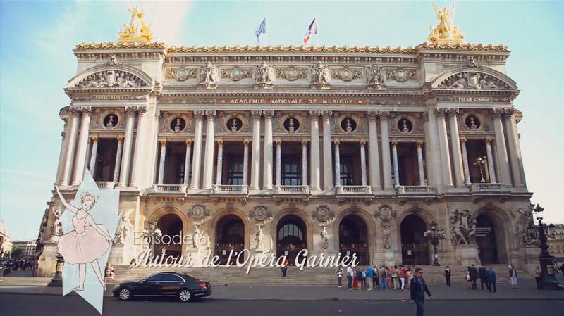 printemps Haussmann, opéra Garnier, passages couvert, le bouillon chartier, rue saint anne