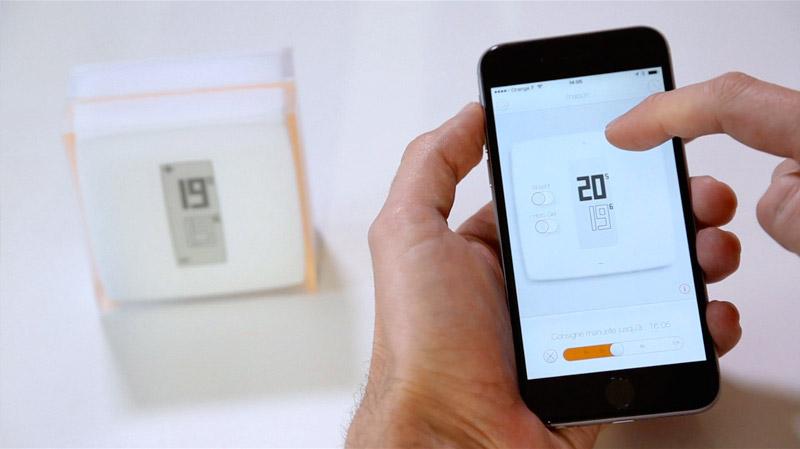 Vidéo tuto installation thermostat Netatmo
